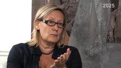Catherine Tripon. interview