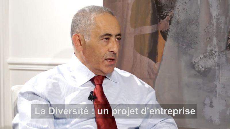 ITW Mansour Zoberi (projet d'entreprise