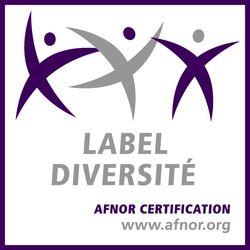 Logo label diversité